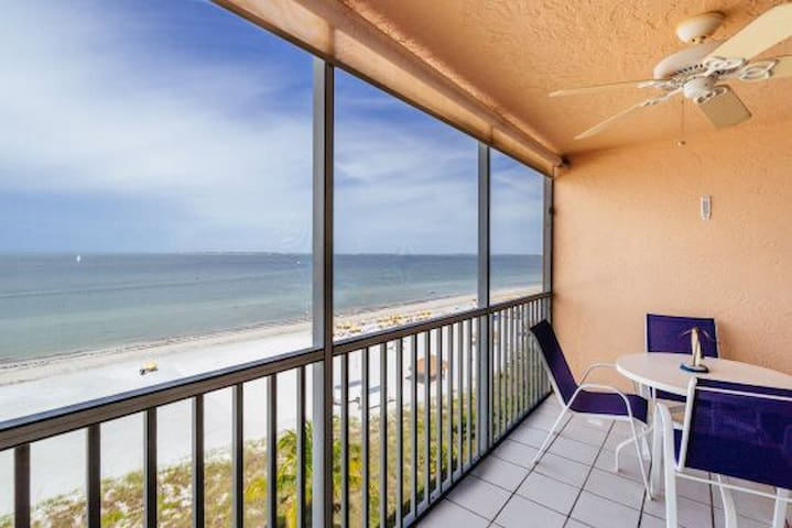 Estero Island Beach Villas #702
