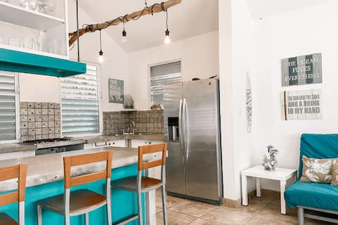 Aguayo by the Sea - Beach Front Villa (Vieques)