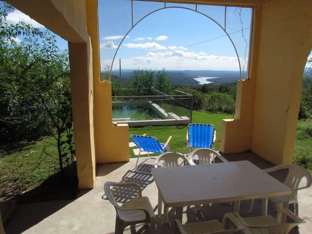 Casona Palam Palam Los Hornillos Cordoba Argentina - San Javier - Huis