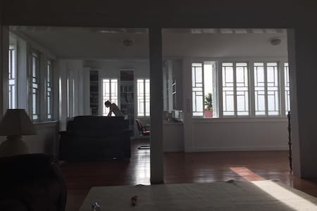Beautiful, Big and Secure Apartment in Center - Georgetown - Apartment