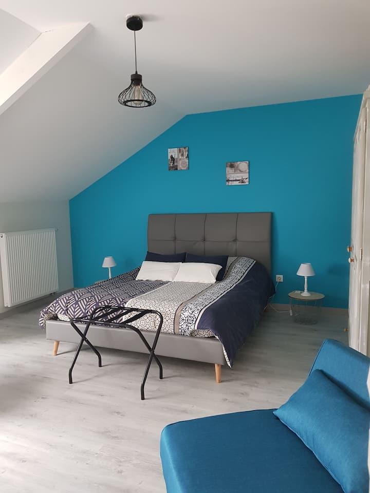 Chambres d'hôtes chez Onna