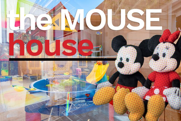 Mouse House - Near Disneyland  & Family Friendly