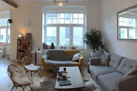 Chambre chez l'habitant - Bruxelles Schaerbeek - Schaerbeek