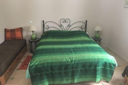 DAR SANOAH - Chambre SANELA - Ourika