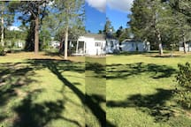 Backyard (composite photo)