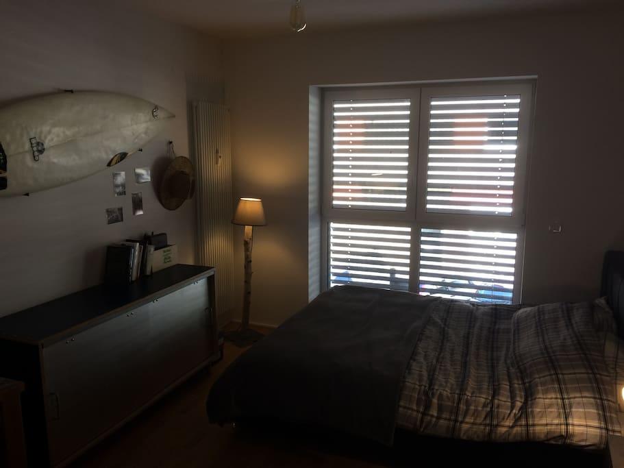 Your room (dein/euer Zimmer)