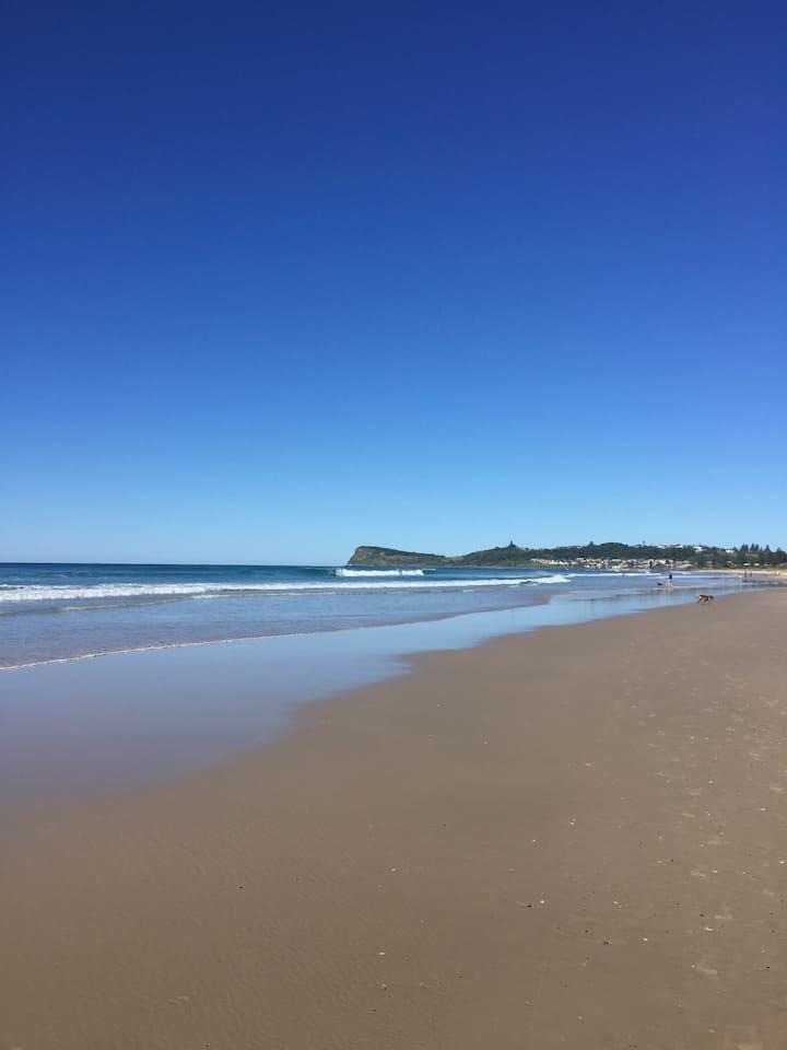 Beach & Lake Getaway