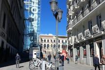 Madrid at your door!