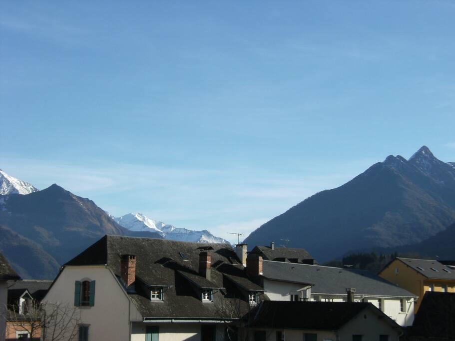Cabaliros appart 39 h tels louer argel s gazost - Hotel avec jacuzzi dans la chambre midi pyrenees ...