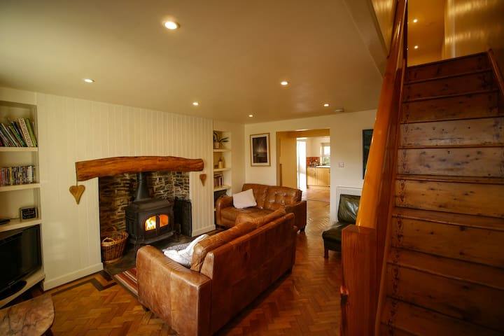 Nant Cottage - Getaway in Wales