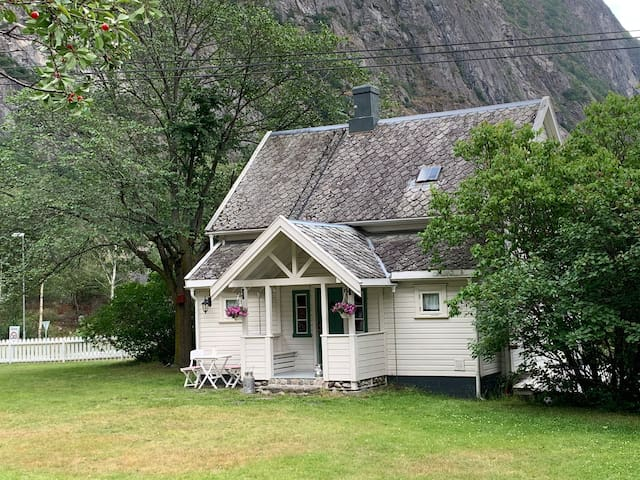 Aobrio Holidayhouse in Lærdal, close to Flåm