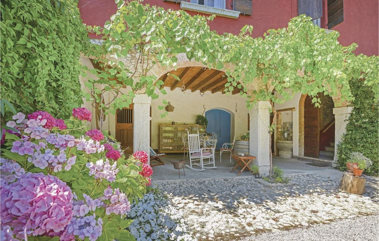 Holiday apartment with 1 bedroom on 70m² in Manerba del Garda -BS-