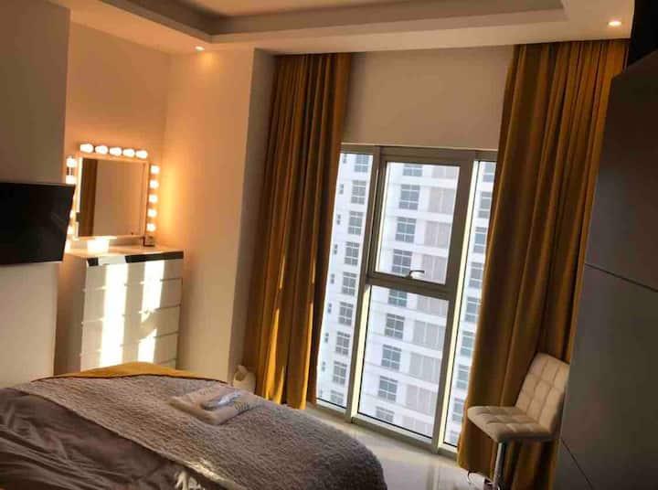 Luxury One Bedroom Apartment-Juffair-Orchid Plaza