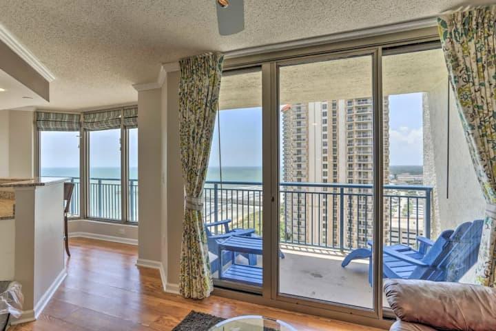 ⭐ Brighton - 18th Floor - Amazing Views w/ Luxury