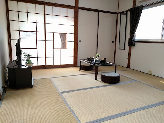 Japanese Style Apartment for 2 @ Yakuin - Apartments for Rent in ...