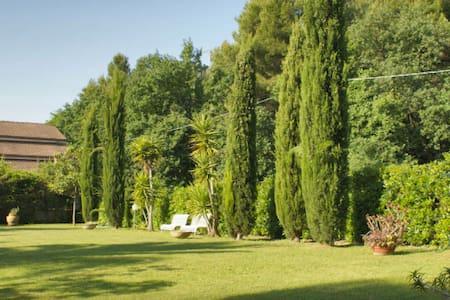 Villa mare con parco all'inglese - Pedaso - Villa