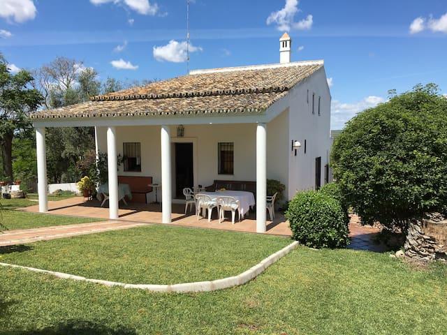 Rural house Cerro del Torrero, Sevilla.