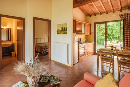 Cozy apartment near Pisa with pools - Capannoli
