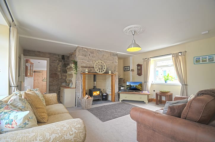 Stunning Cottage in the Centre of Rothbury