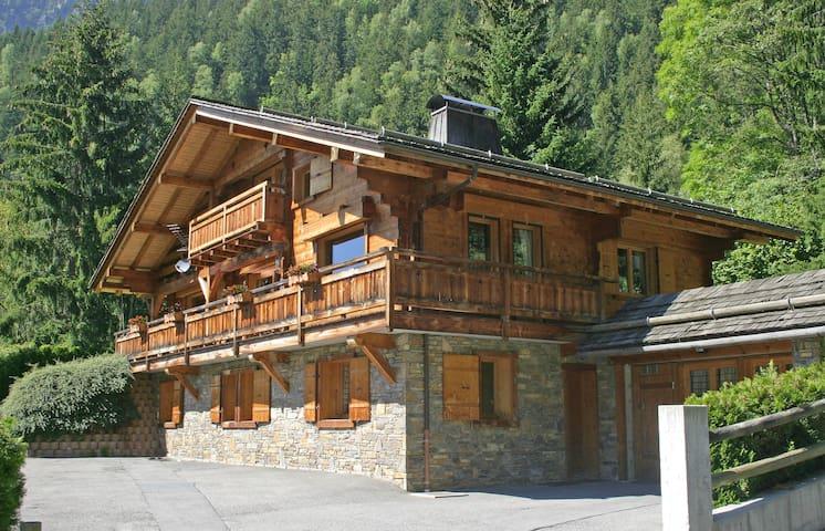 Chalet Les Jumelles - Chamonix-Mont-Blanc - Rumah liburan