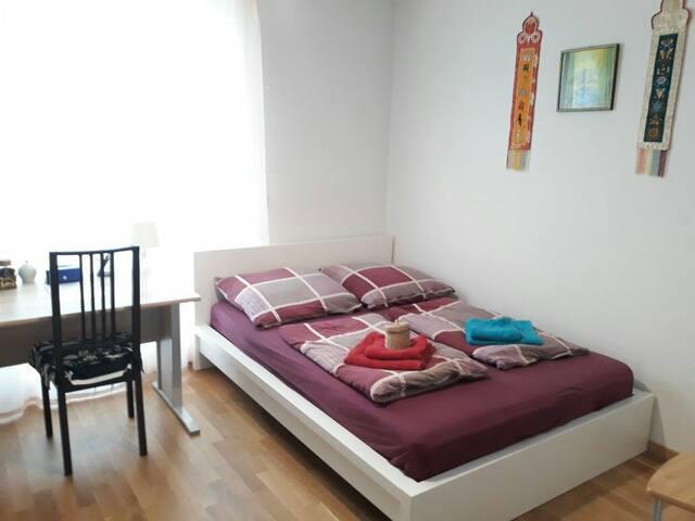 Ruhiges Zimmer mit Charme