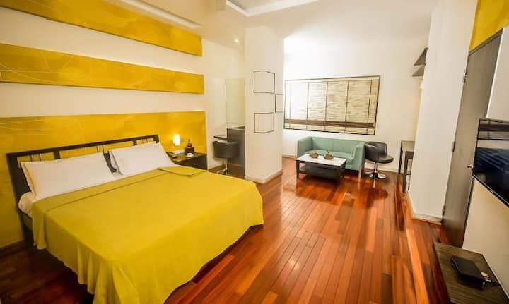 Deluxe Stay for Business Travelers @ T. Nagar