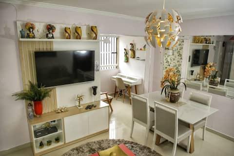 Apartamento Confortavel e Luxuoso em Sao Luis ma