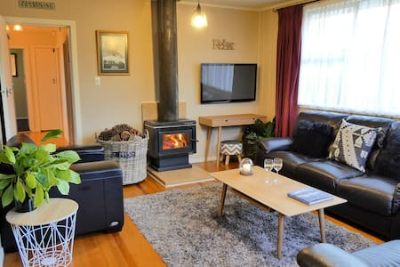 Trout Cottage - Entire home - Wifi - Turangi