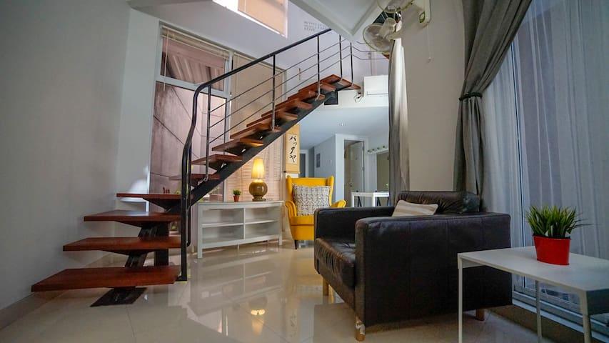 Unique and Comfortable House in Bintaro