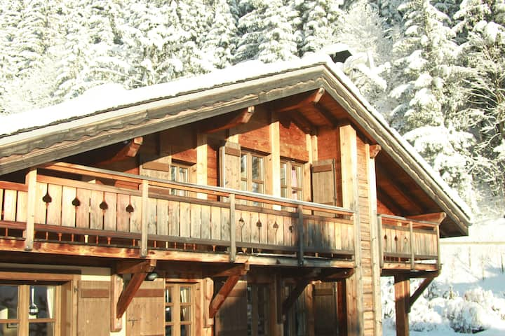 Spacious chalet in Chamonix