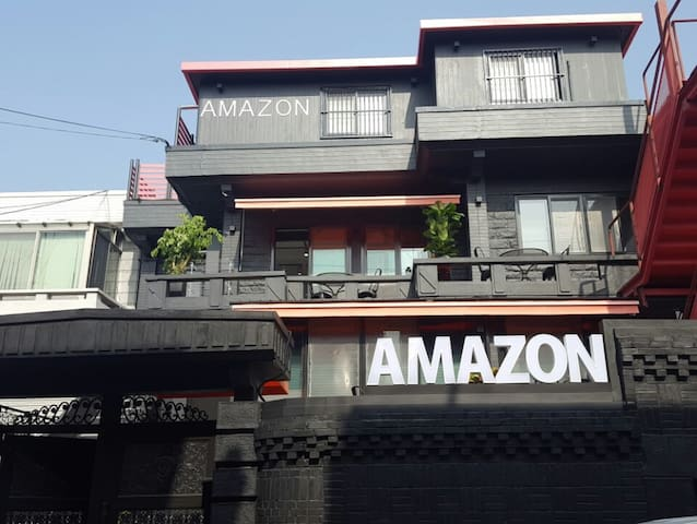 Amazonguesthouse(room for 2 people)