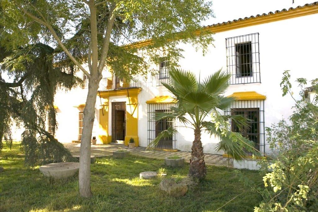 Cortijo andaluz con mucho encanto casas en alquiler en - Cortijos andaluces encanto ...