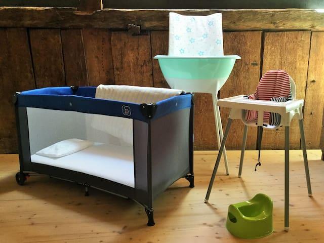 Optional, children equipment
