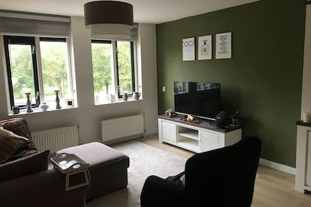Heerlijk appartement tussen Gouda en Utrecht in!