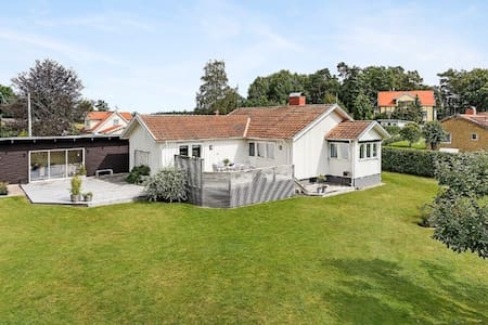 House with sauna in Örby with nice surroundings