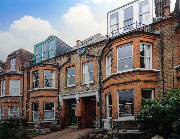 Charming Walthamstow 3 bed house - short term let - Londres - Casa