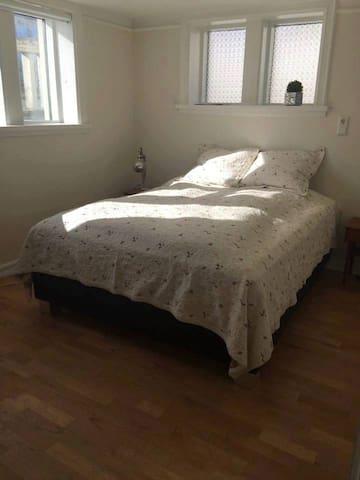 Comfortable apartment, 2 rooms, Reykjavik Centre