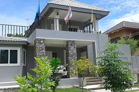 Baan Must Sea 2 - 3BR Beach House - Hus