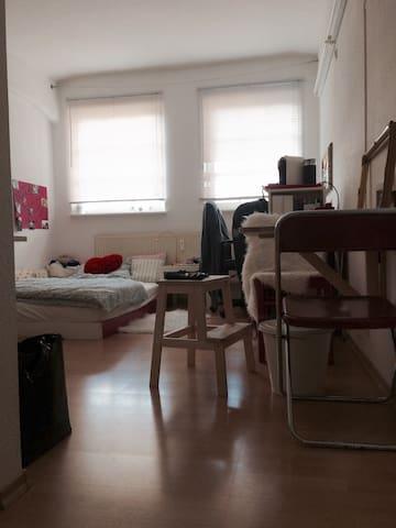 Gemütliche 1-Wohnung in Albstadt