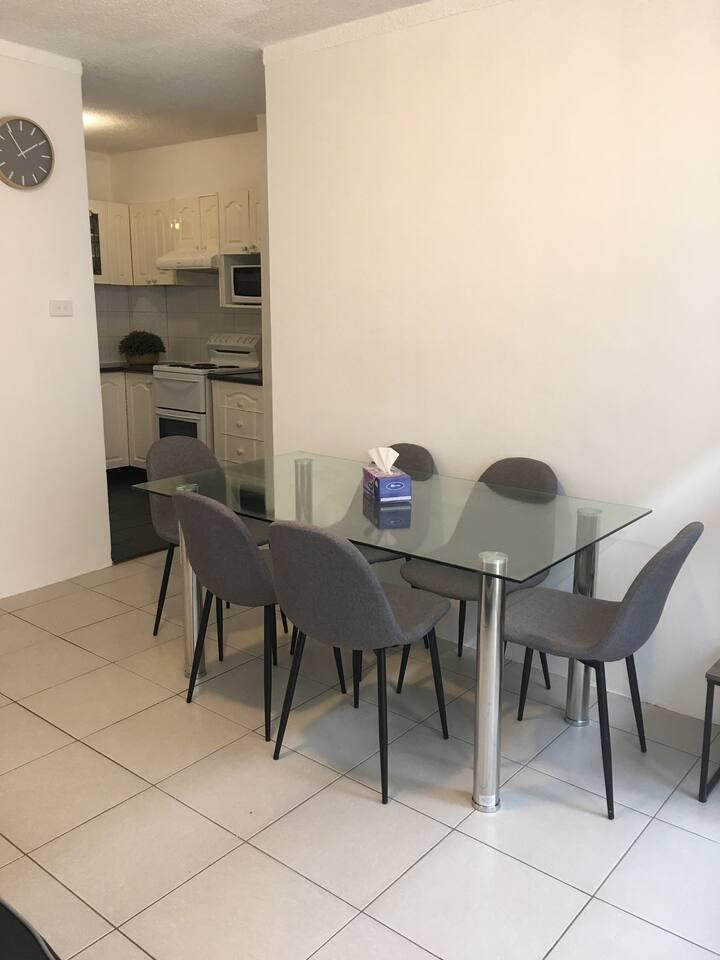Heart of Sydney 17 Parramatta 2 bedroom apartment
