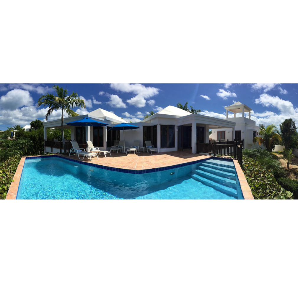 Coconut Palm Villa - Twin Palms Villas Anguilla