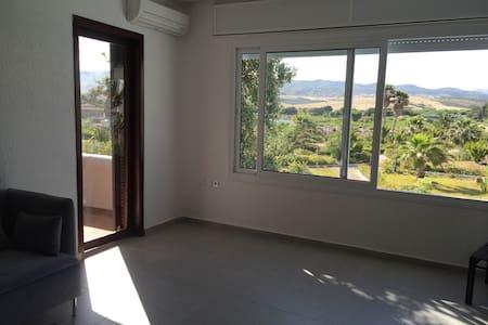 Appartement Luxueux  Bahia avec vue exceptionnelle - Fnideq