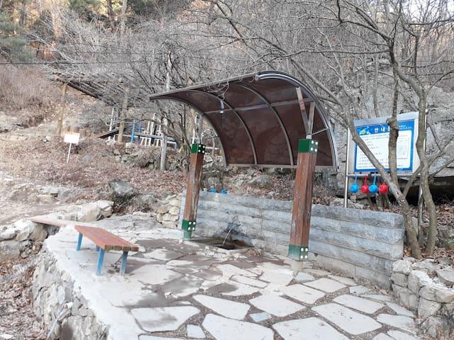 실속있는 힐링 아파트 - Bibong 2-gil, Suncheon - Lägenhet