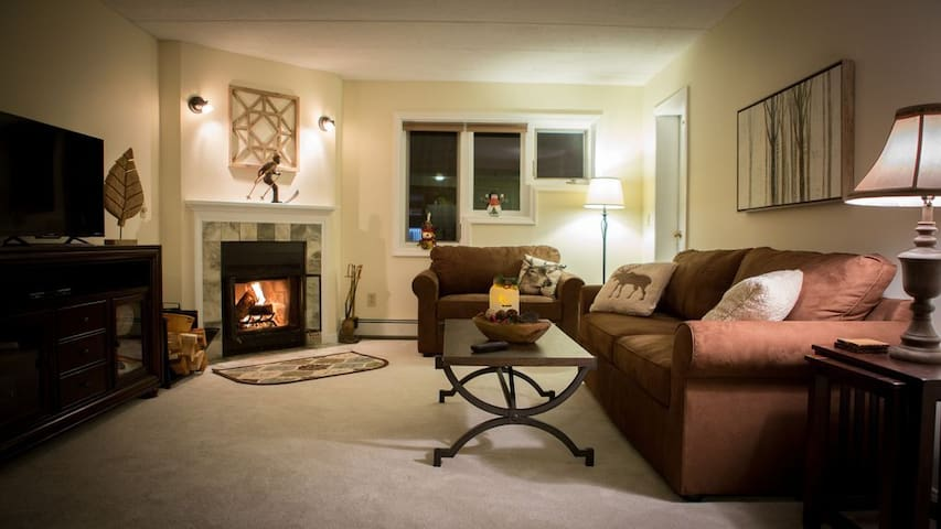 Ski,Bike,Hike ,Run or just relax Mountain Retreat - Killington - Huis