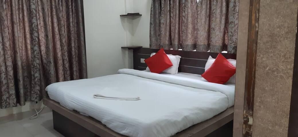 We Provide Full Furnish Room In Puri At Santosh