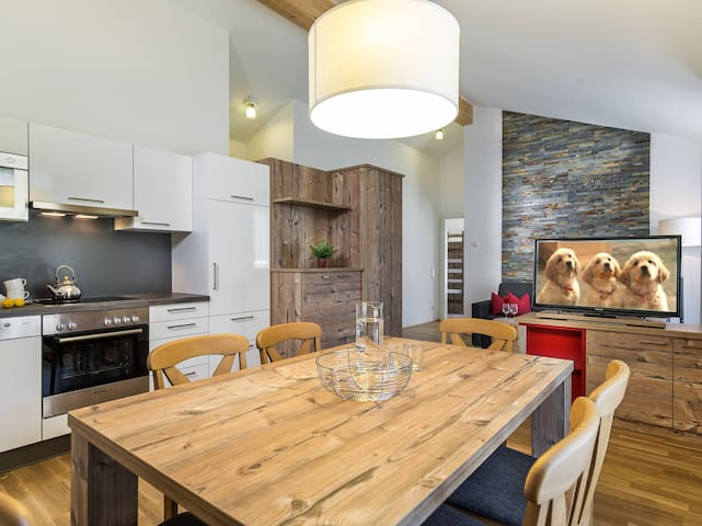 40 m² Apartment Appartementhaus Fuchs - Bad Hofgastein - Byt