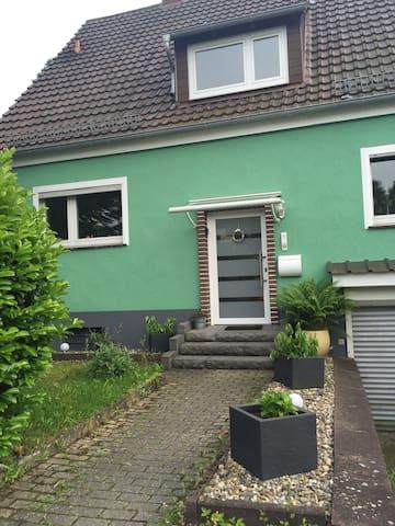 """Casa Verde  """"Wohnen und mehr"""" im Herzen von Kassel"""