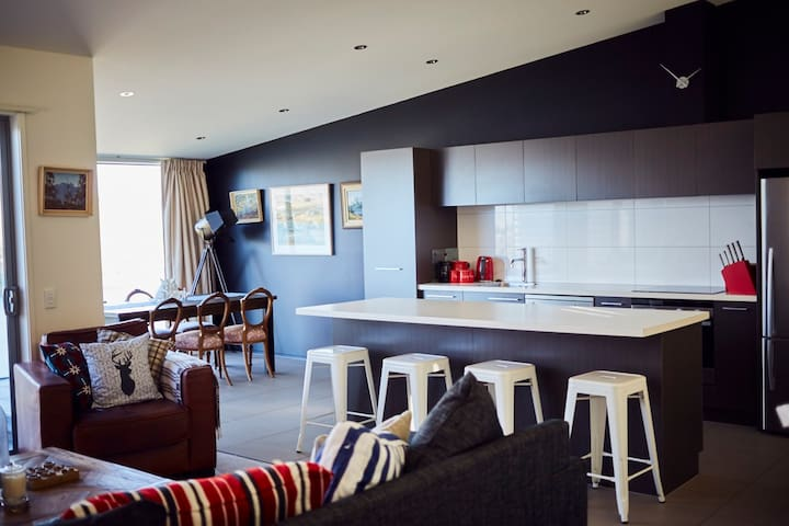 ON THE TOP!  (Hosted) - Queenstown - Bed & Breakfast