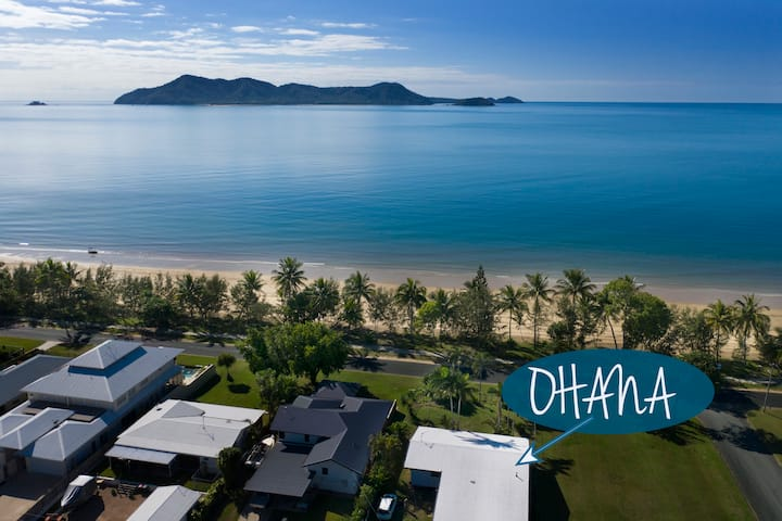 Ohana - Beachfront Holiday House