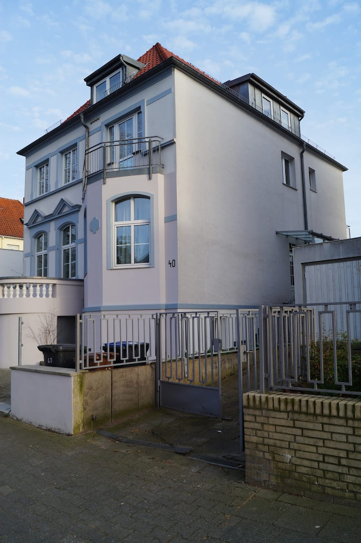 Villa Ida  - zentral zwischen Altstadt und Campus